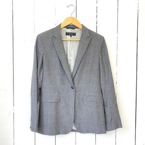 Rag and Bone gray blazer
